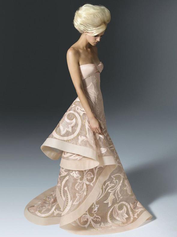 Лукбук: Atelier Versace FW 2011. Изображение № 10.