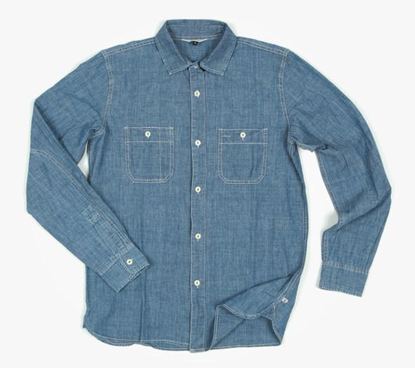 EDWIN. Японский деним, рубашки и футболки. Изображение № 16.