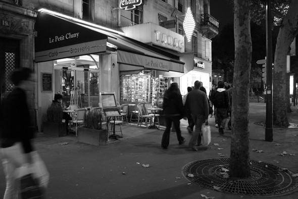 A Paris. Заметки путешественника. Изображение № 10.
