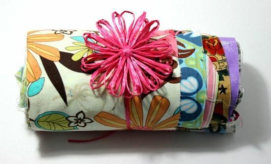 55 идей для упаковки новогодних подарков. Изображение №37.