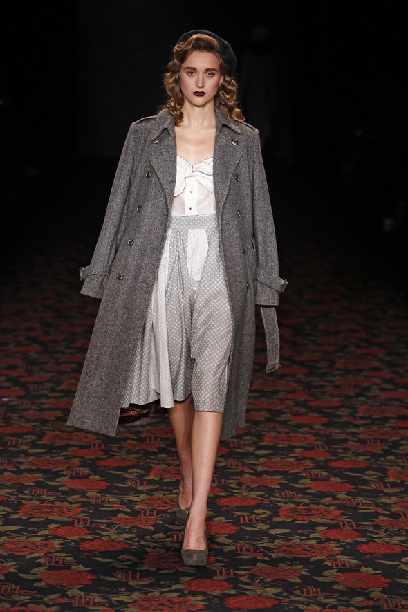 Berlin Fashion Week A/W 2012: Lena Hoschek. Изображение № 13.