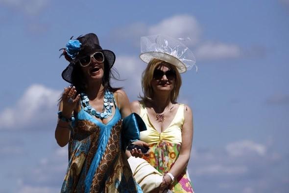 Самые необычные иизысканных шляпки Royal Ascot. Изображение № 22.