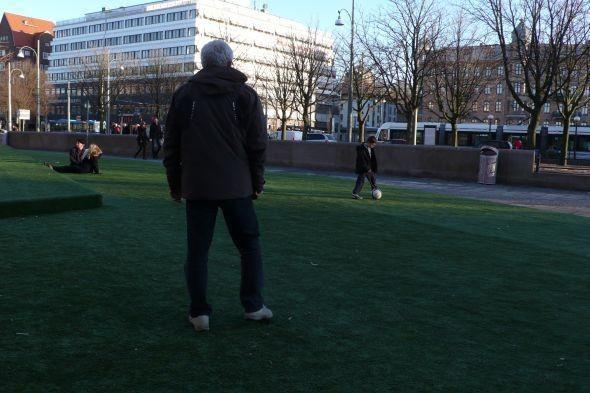 Изображение 8. Спортмастер: здоровый и активный образ жизни в Швеции.. Изображение № 13.