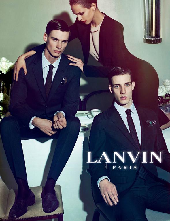 Кампания: Lanvin SS 2012. Изображение № 11.