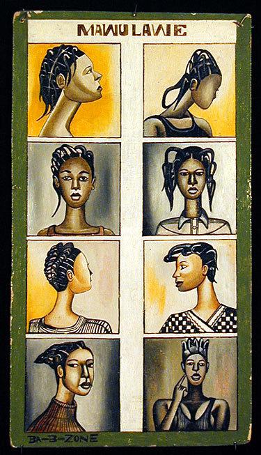 African Hairlooks. Изображение № 26.