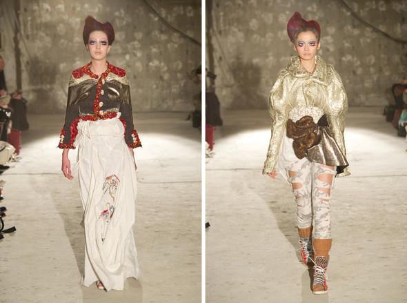 Japan Fashion Week AW 2010 - 2011. Изображение № 42.