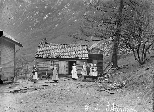 Фотографии ферм начала XX века. Изображение № 2.