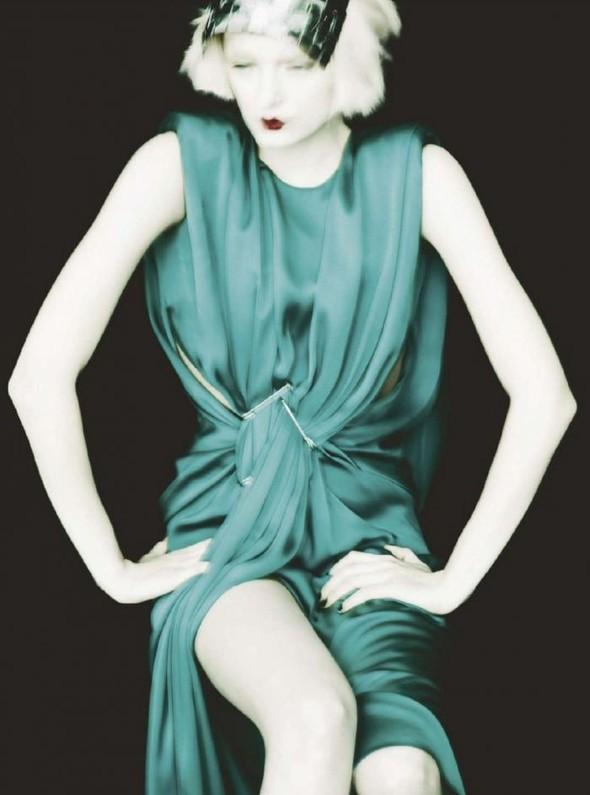 Съемки: Vogue, Numero, Tush и другие. Изображение №23.