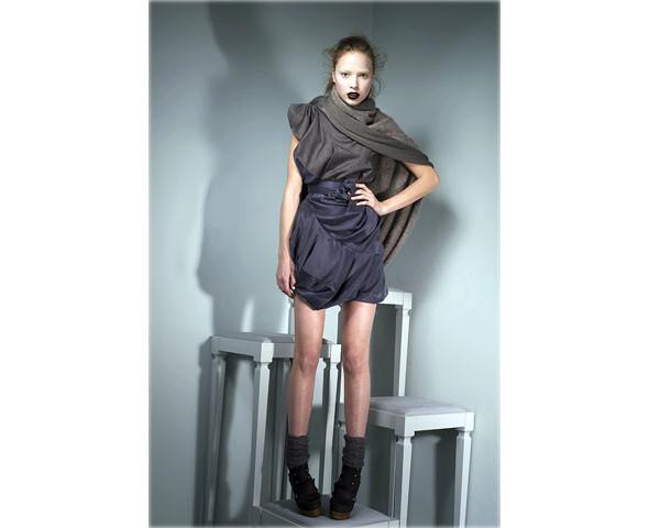Новые коллекции: Acne, Dior, Moschino, Viktor & Rolf. Изображение № 41.