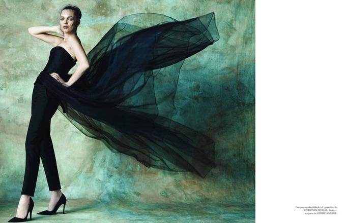 Numero, Vogue и другие журналы опубликовали новые съемки. Изображение № 22.