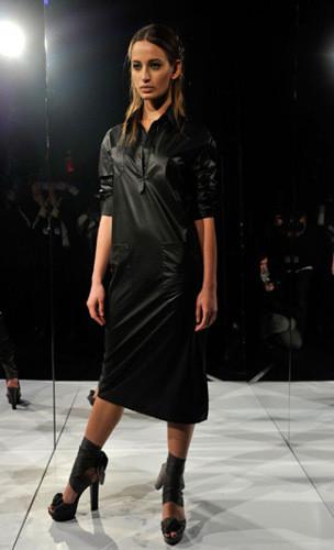 Lublu Kira Plastinina FW 2011 на показе на Нью-Йоркской неделе моды. Изображение № 20.