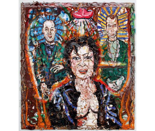 Изображение 59. Черты лица: 10 портретистов.. Изображение № 65.