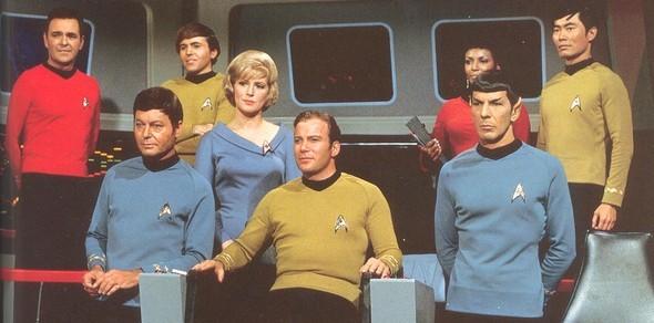 Настоящий Star Trek. Изображение № 1.
