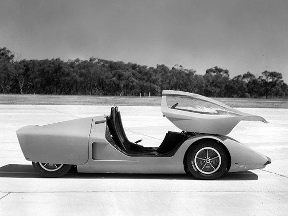 Десять лучших автомобильных проектов 60х-70х-80х годов. Изображение № 19.