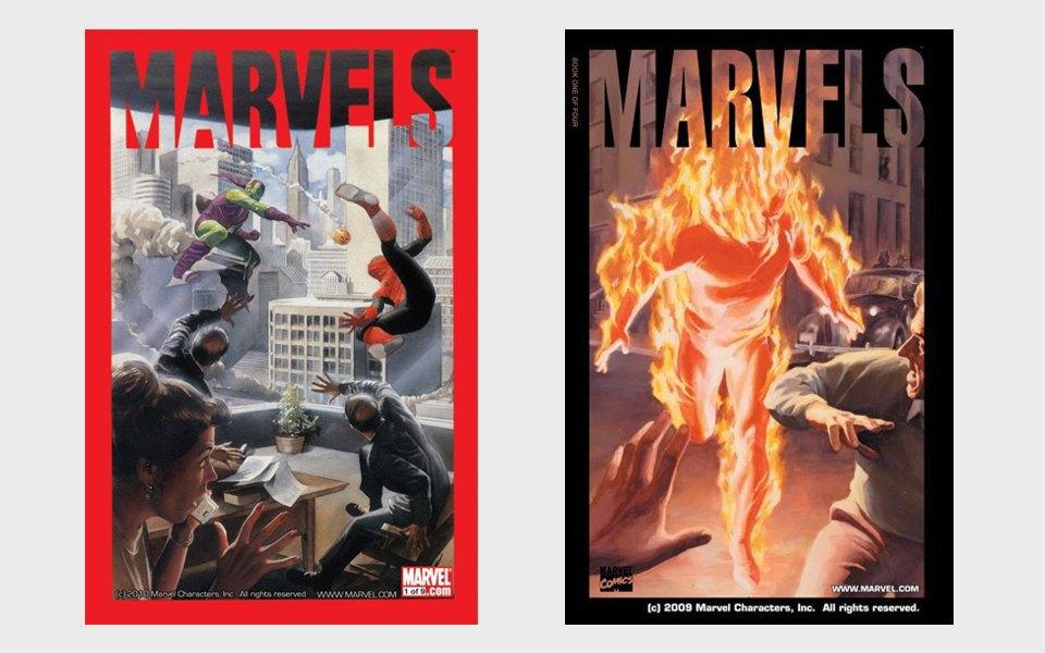 Как читать супергеройские комиксы: Руководство для начинающих. Изображение № 3.