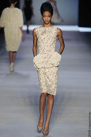 Top-10 SS09 collections (Paris FW) поверсии Style. com. Изображение № 56.