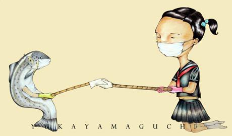 ЮкаЯмагучи. Изображение № 17.
