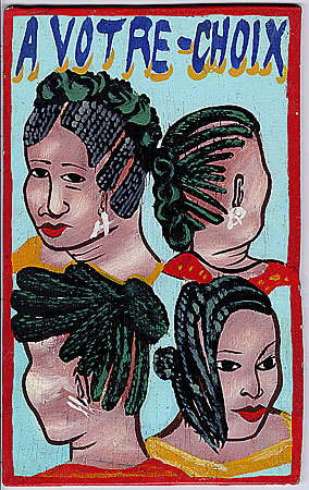 African Hairlooks. Изображение № 14.