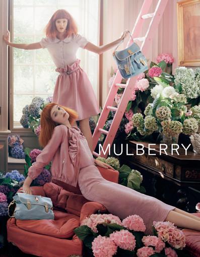 Изображение 1. Mulberry рекламная компания весна-лето 2011.. Изображение № 1.