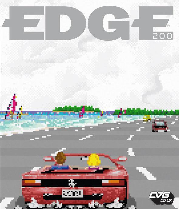 Edge: двести обложек двухсотого номера. Изображение № 17.