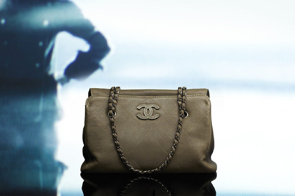 Лукбук: Chanel FW 2011 Bags. Изображение № 9.