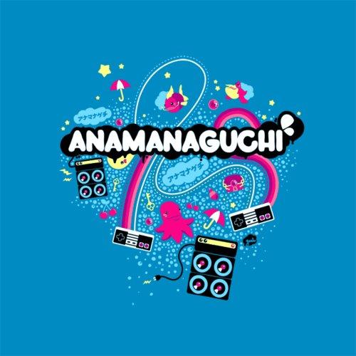 Anamanaguchi – 8-бит изНью-Йорка. Изображение № 1.