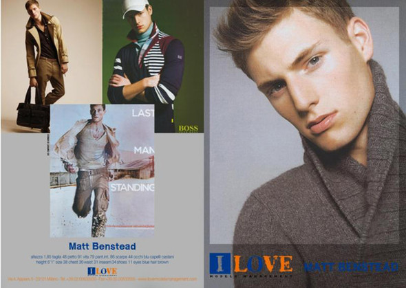 Show Package – Milan Men SS 10: I Love Models Mgmt. Изображение № 34.