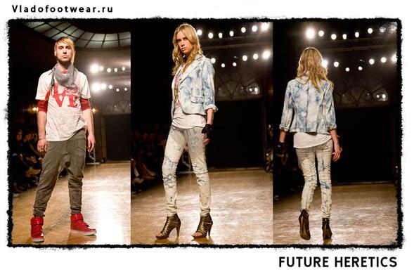 Vladofootwear & Future Heretics Показ 2009. Изображение № 5.