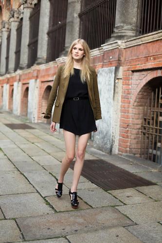 Нерабочее время: Блоги об уличном стиле моделей. Изображение № 25.