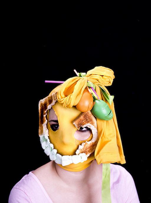 Madame Peripetie - Sylwana Zybura - или, наконец, Сильвана Зыбура: искусство не как у всех. Изображение № 15.