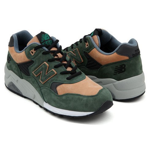 Mita sneakers x HECTIC x New Balance – MT580 – 10th Ann. Изображение № 4.