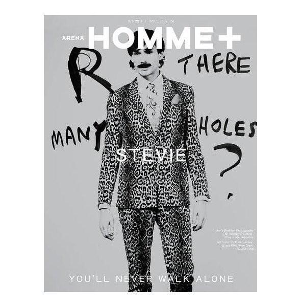 Изображение 2. Обложки: Arena Homme Plus и Vogue.. Изображение № 2.