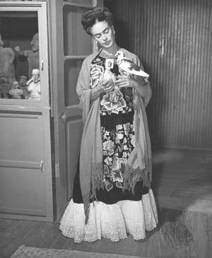 В Мексике впервые покажут гардероб Фриды Кало. Изображение № 4.