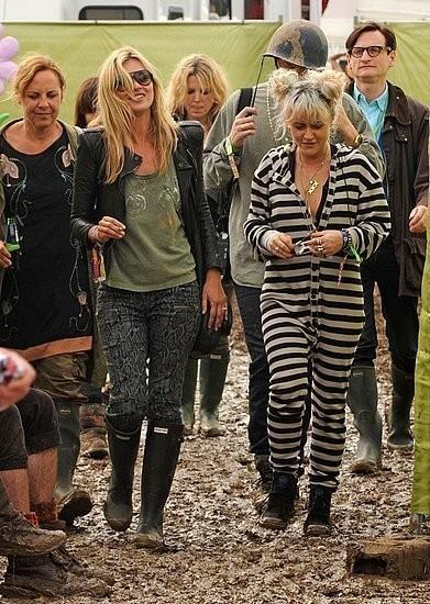 Изображение 5. Уличный стиль на фестивале Glastonbury.. Изображение № 5.