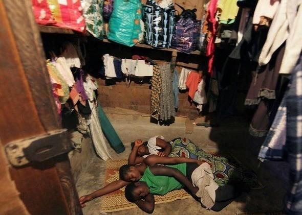 Изображение 14. Рыночные девушки из Ганы.. Изображение № 14.
