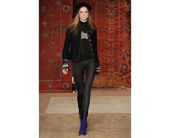 Неделя моды в Нью-Йорке: первые показы. Изображение № 14.