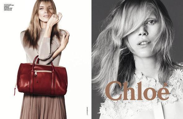 Изображение 4. Рекламные кампании: Chloe, Jean Paul Gaultier, Michael Kors и Versace.. Изображение № 4.