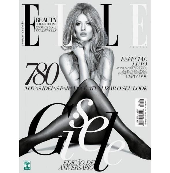Изображение 8. Обложки: Elle, L'Officiel, W и другие.. Изображение № 5.