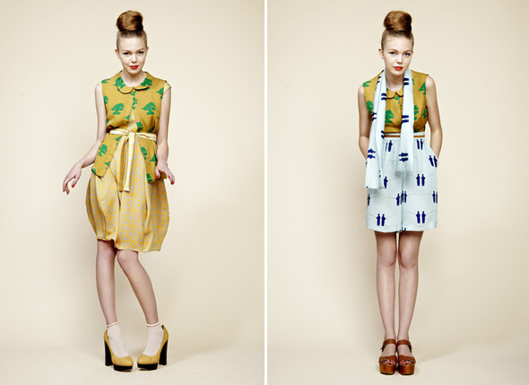Charlotte Taylor – The queen of prints. Изображение № 6.