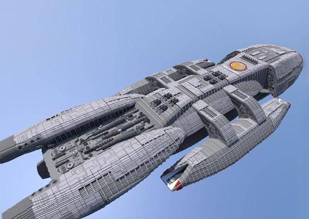 Звёздный Крейсер «Галактика». Изображение № 9.