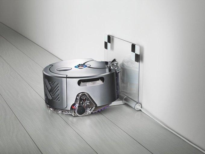 Представлен создаваемый с 1998 года робот-пылесос Dyson. Изображение № 3.