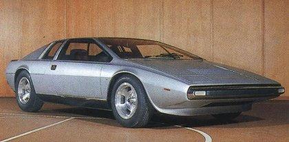Десять лучших автомобильных проектов 60х-70х-80х годов. Изображение № 3.