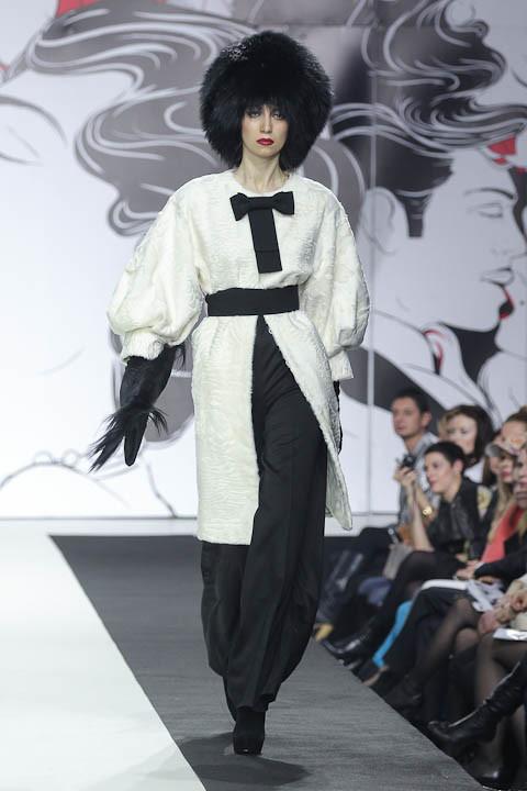 """Коллекция """"La Femme Magnifique"""" Модного Дома Игоря Гуляева. Изображение № 4."""