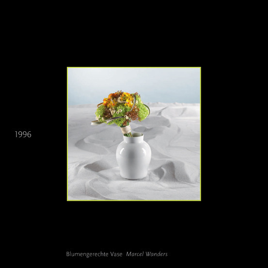 Ваза Blumengerechte Vase 21 см, 1996, Marcel Wanders. Изображение № 36.