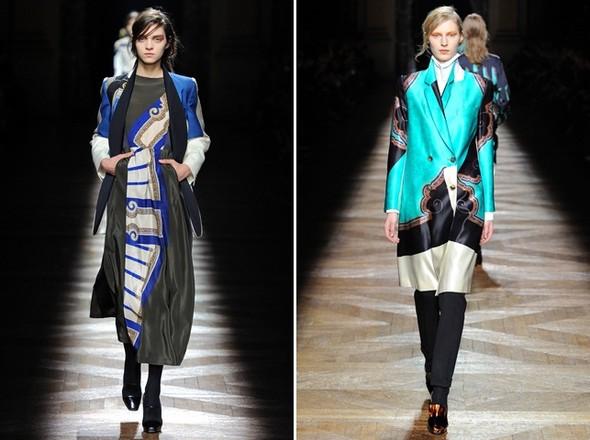 Показы Paris Fashion Week FW 2012: День 2. Изображение № 10.