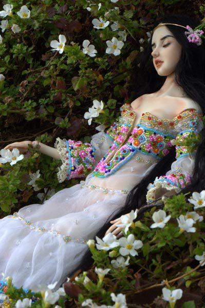 «Живые» куклы Марины Бычковой. Изображение № 42.