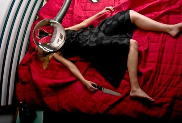 """Известный фотограф Ираклий Шанидзе """"Психология вседозволенности."""". Изображение № 20."""