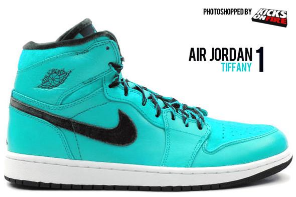 Расцветки Air Jordan, которые вы хотели бы видеть. Изображение № 20.