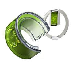 Концепт телефона Nokia Morph былпризнан лучшим вмире. Изображение № 2.