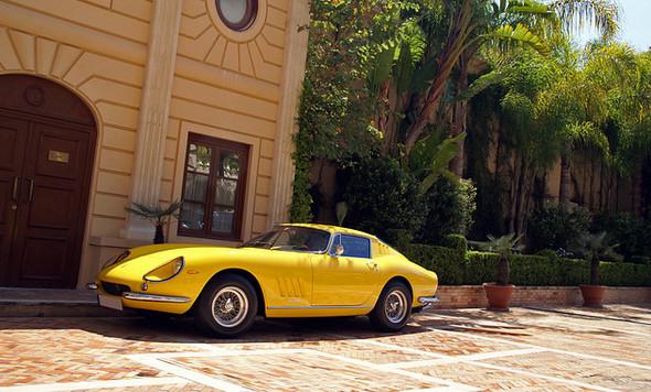 10 самых красивых Ferrari по версии Forbes. Изображение № 5.